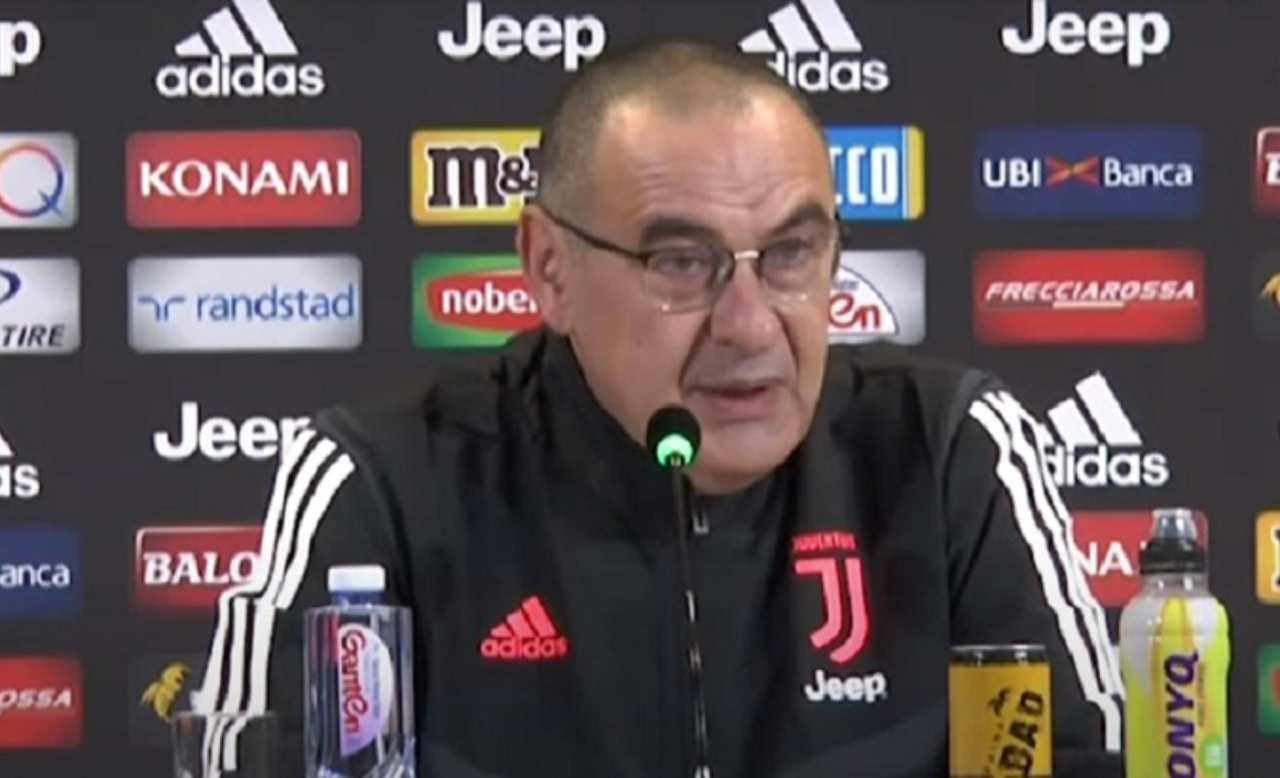 Maurizio Sarri allenatore