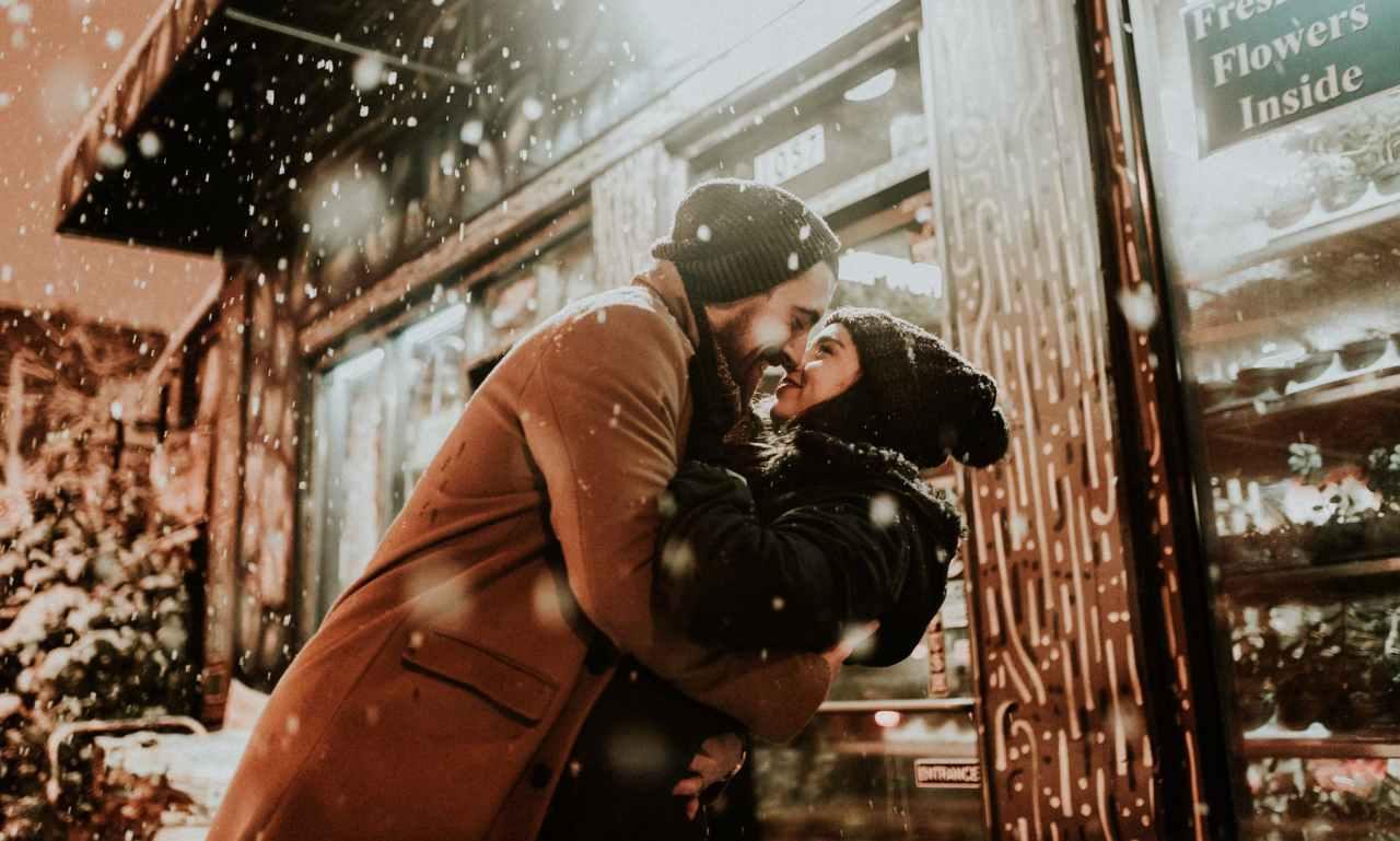 ragazzi bacio