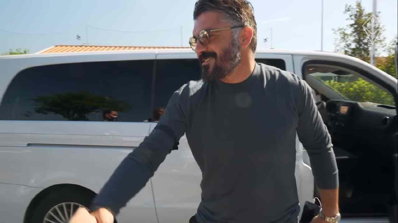 Gennaro Gattuso allenatore