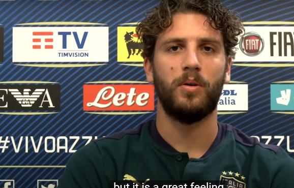 Manuel Locatelli centrocampista