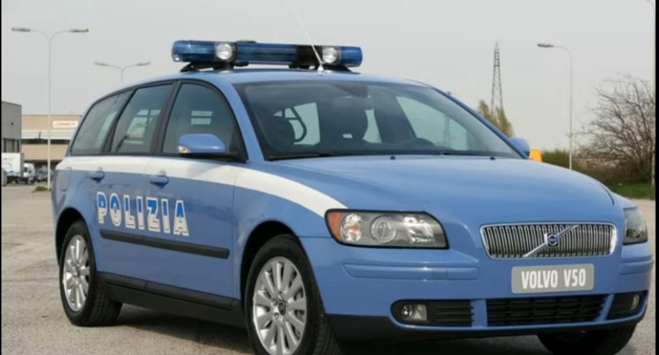 Polizia vandali roma danneggiamenti
