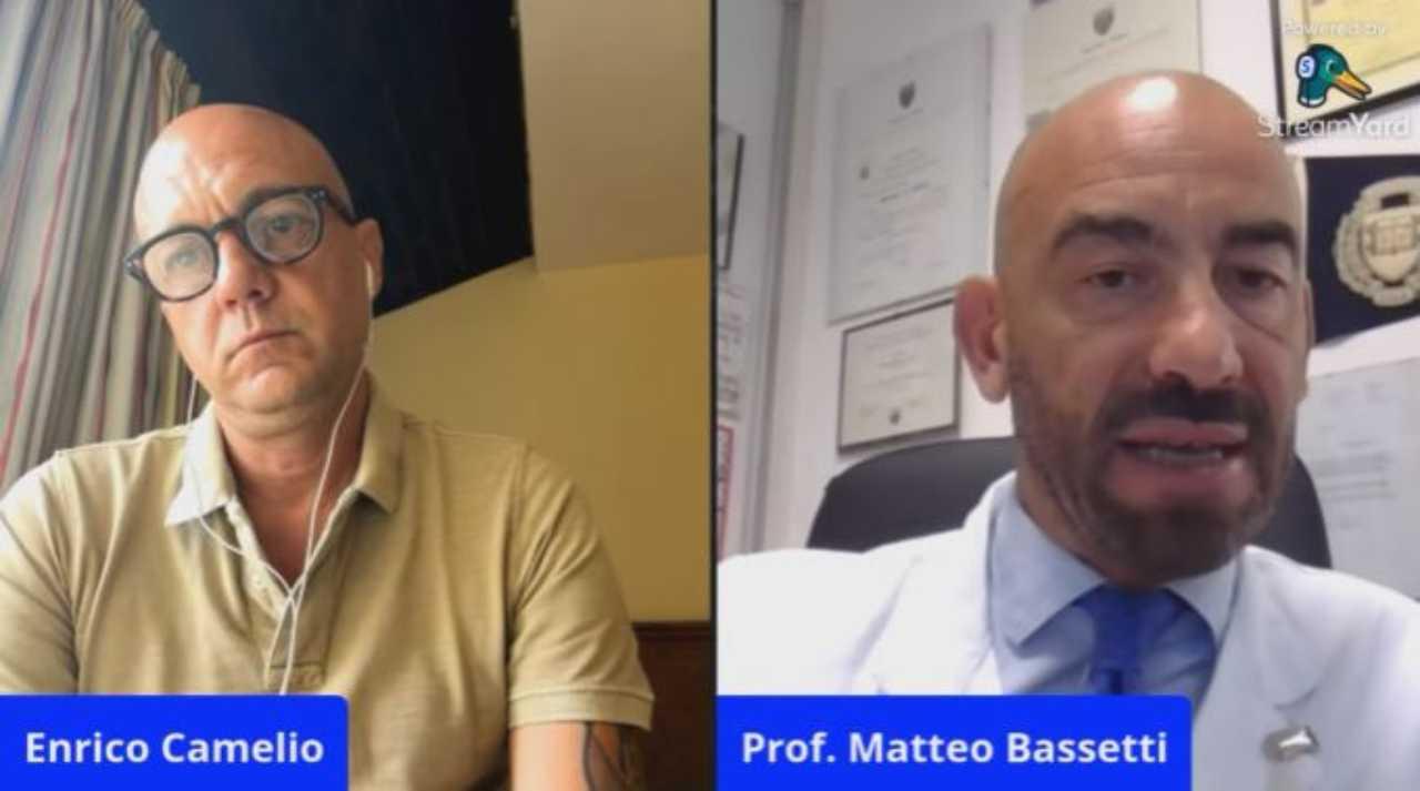 Matteo Bassetti Camelio