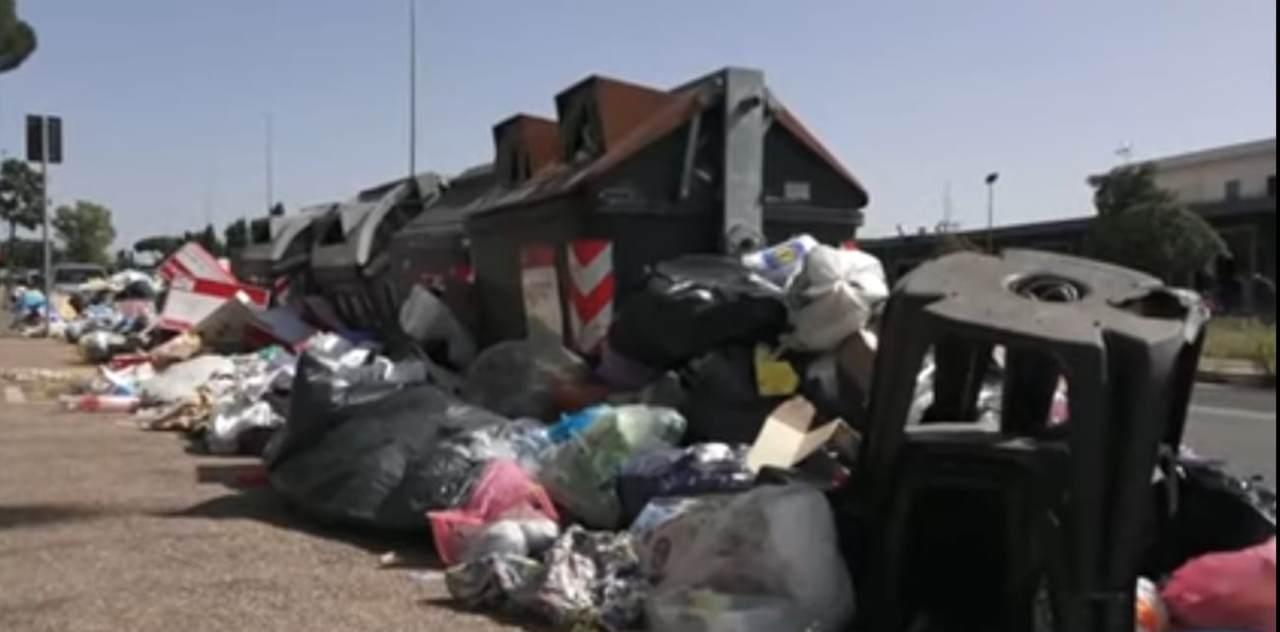 guidonia rifiuti