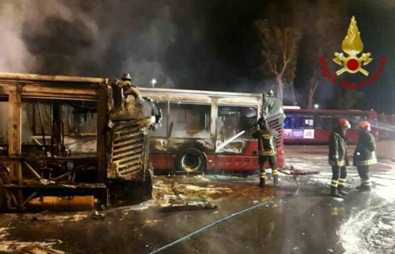 Assalto bus Roma