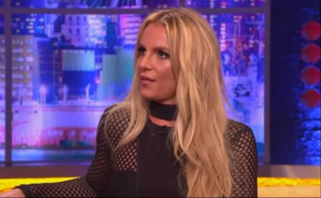 Britney Spears annuncia il nuovo amore