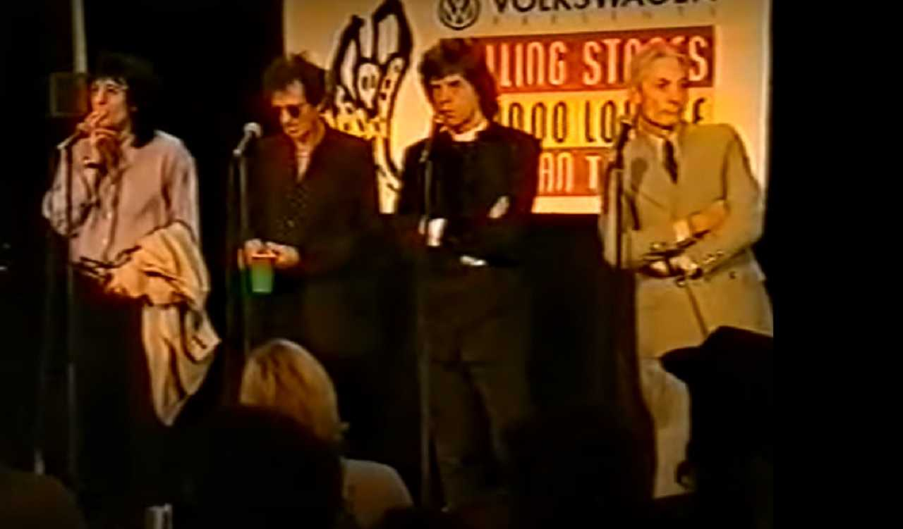 Charlie Watts Rolling Stones