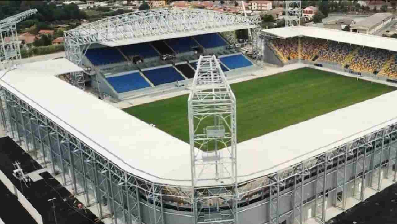 Stadio Stirpe Frosinone