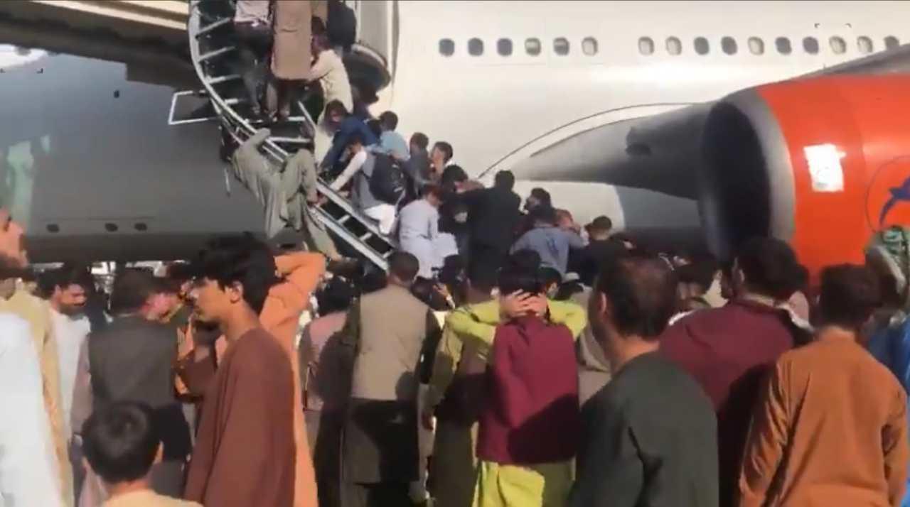 afghanistan aeroporto kabul