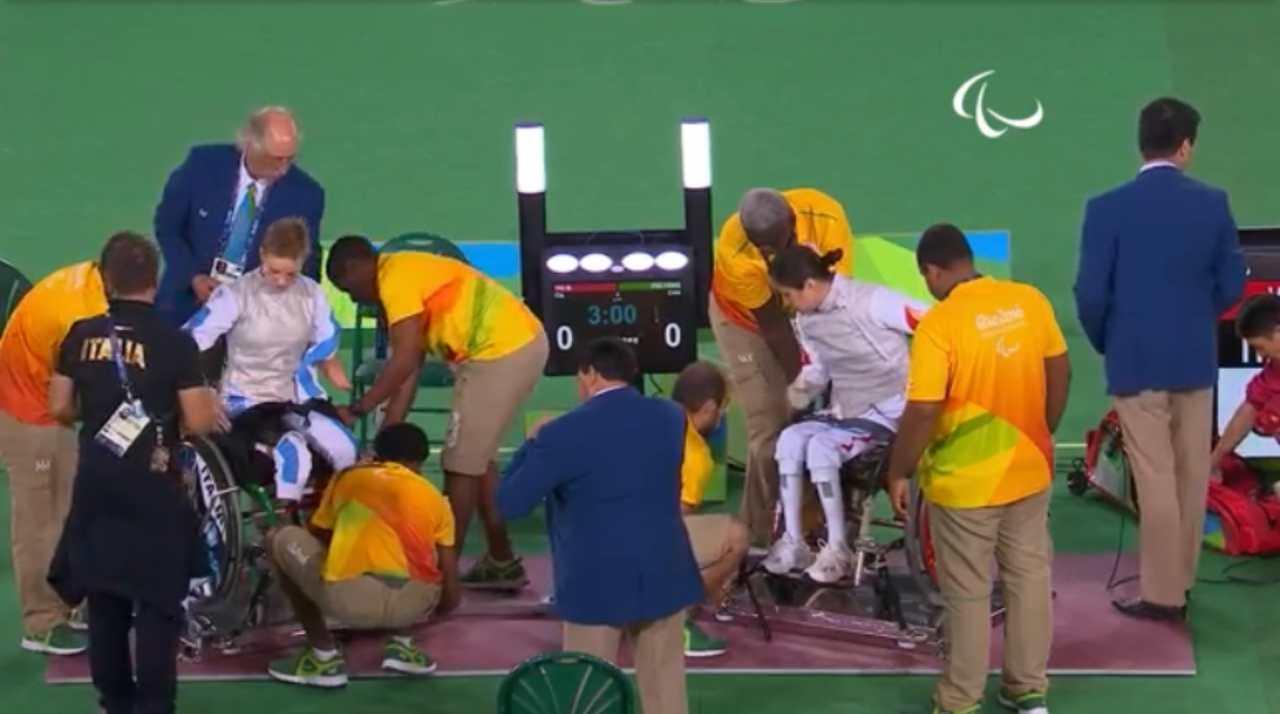 Paralimpiadi Tokyo