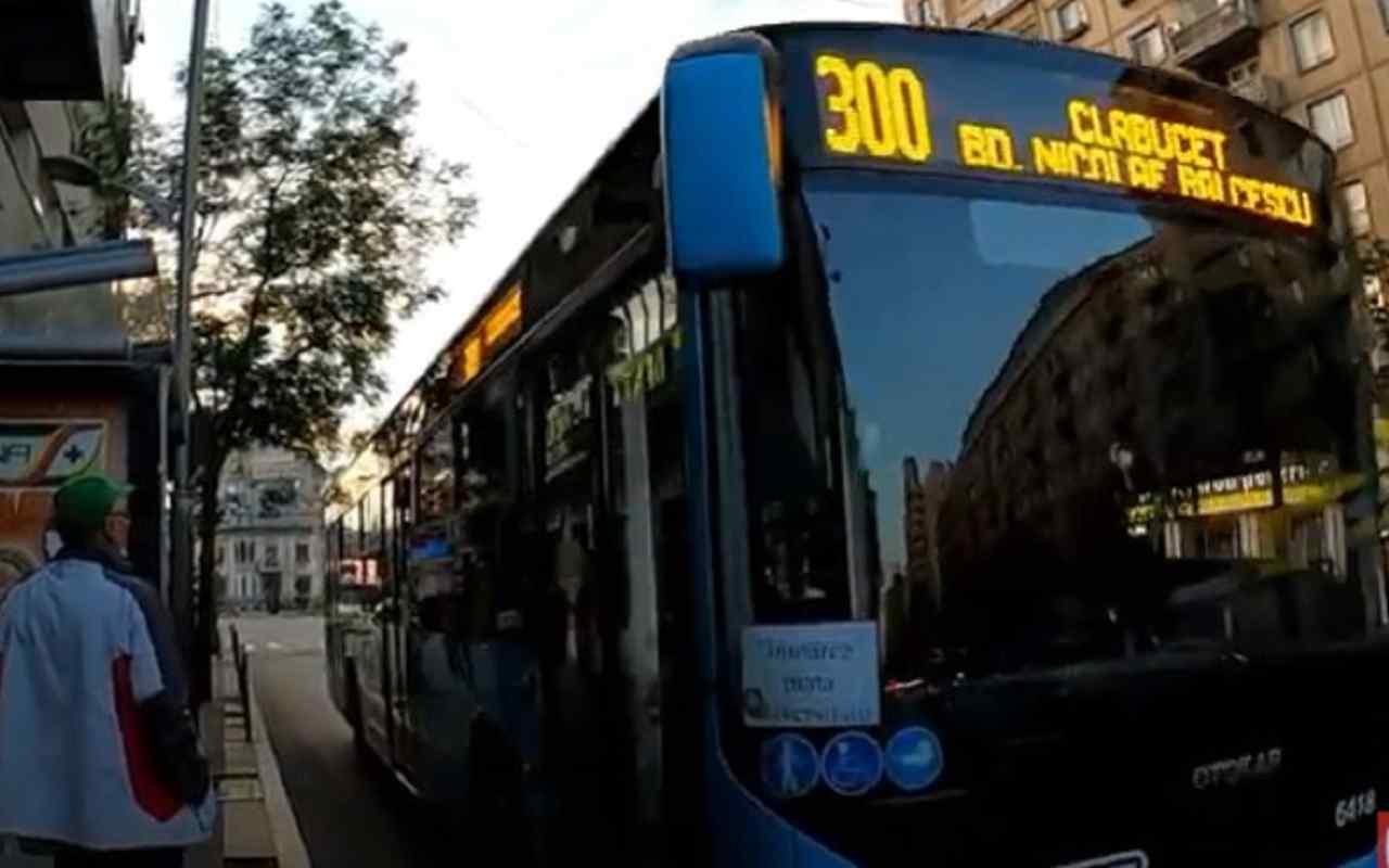 Autobus Romania