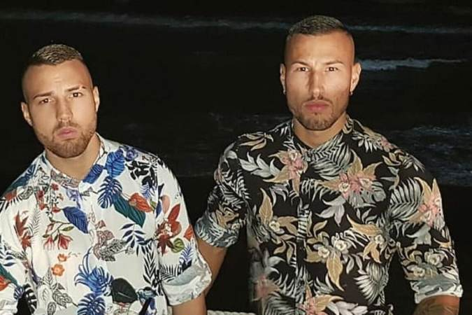 i fratelli Bianchi (screenshot youtube)
