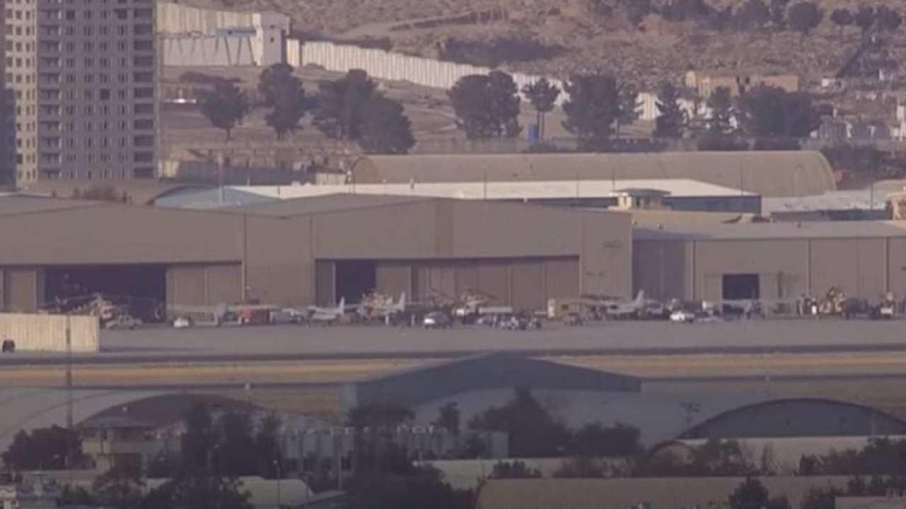 Kabul aeroporto