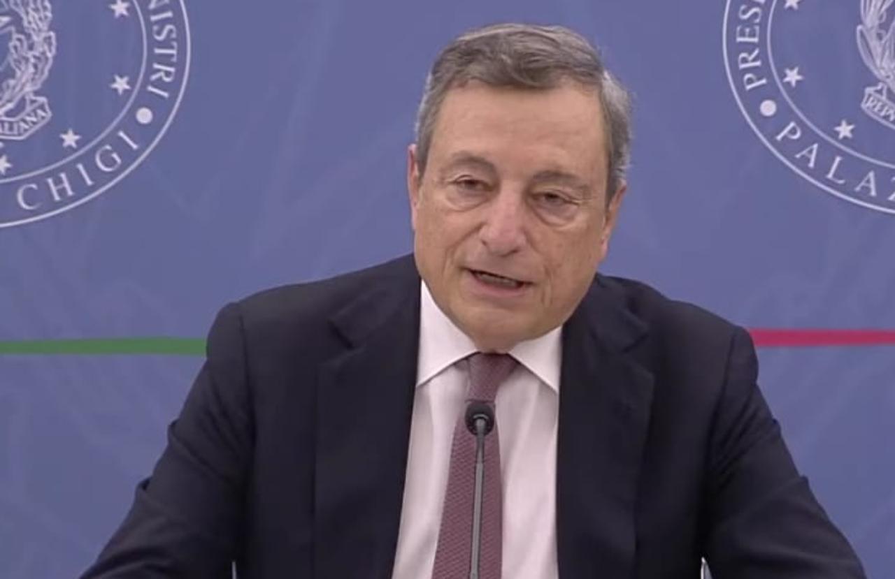 Draghi incontra Merkel