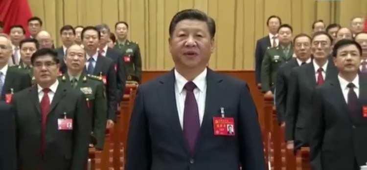 Xi presidente Cina