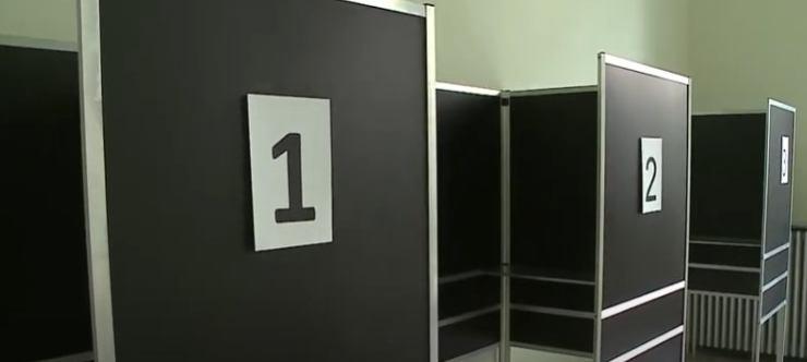 Cabine elettorali