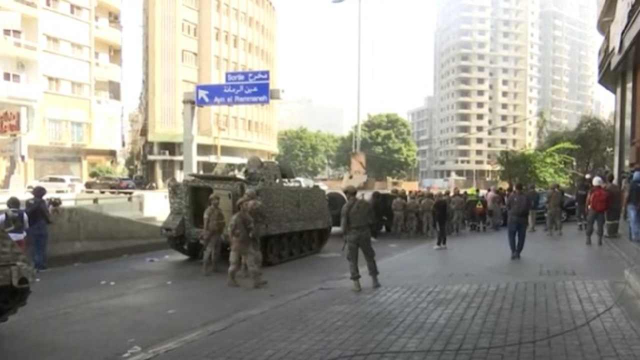Militari Beirut