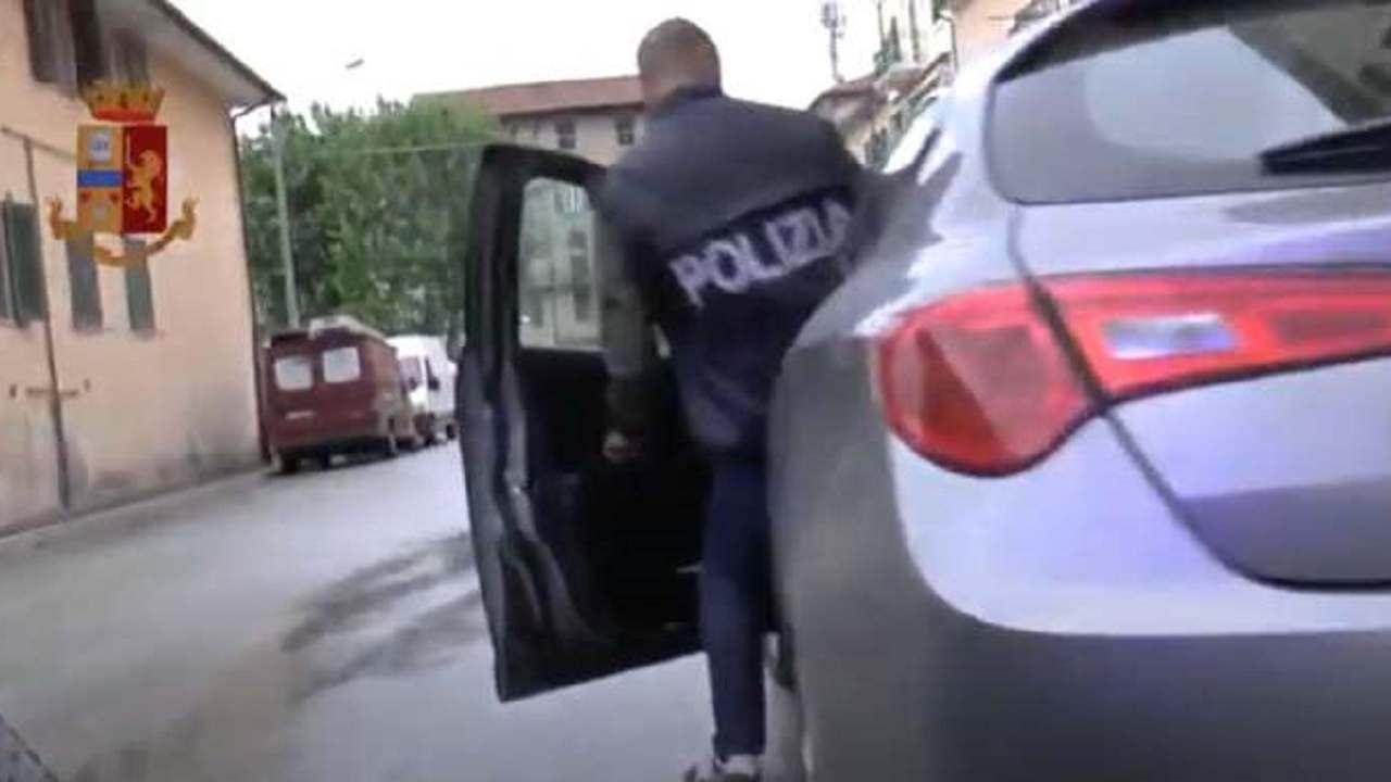 Polizia Ancona