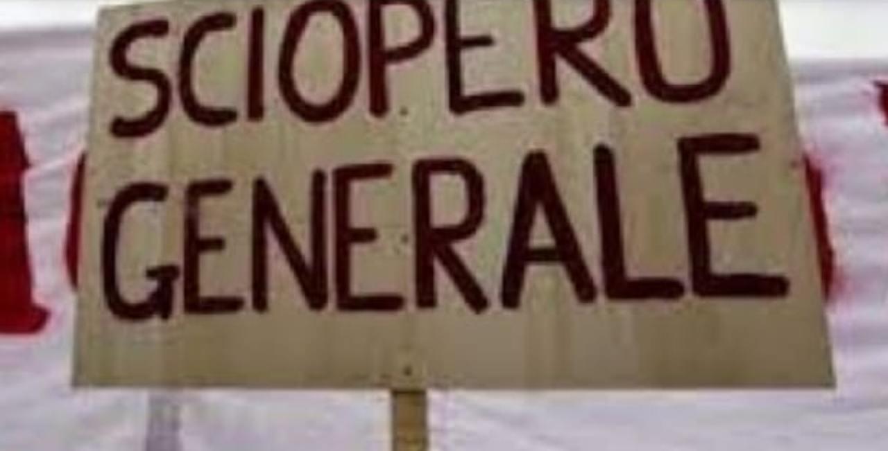 L'Italia si ferma, sciopero generale: ecco chi ha aderito