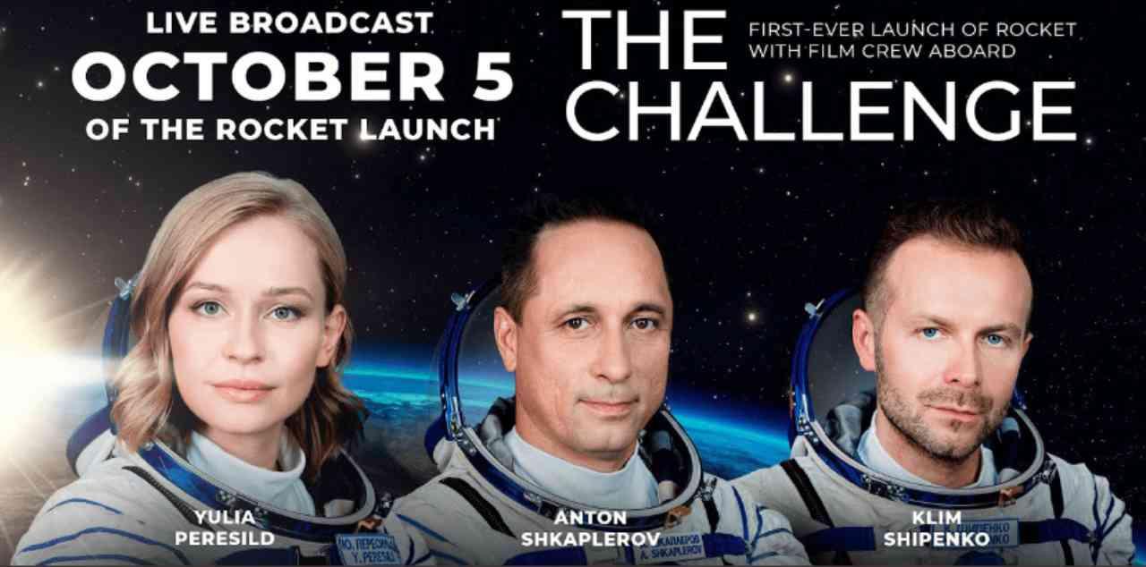 Russia film nello spazio
